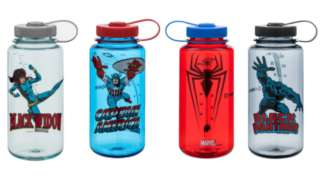 nalgene marvel bottles