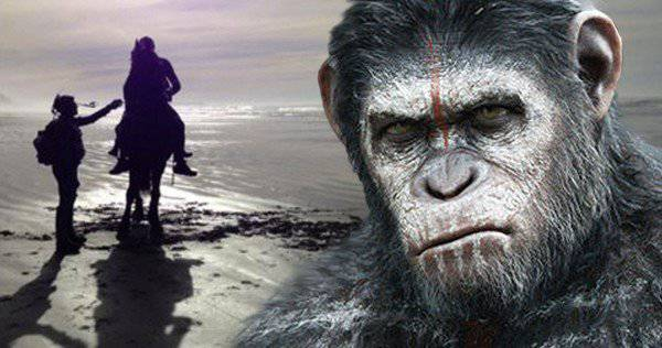 Three War For The Planet Of The Apes Scene Descriptions From Fox Showcase