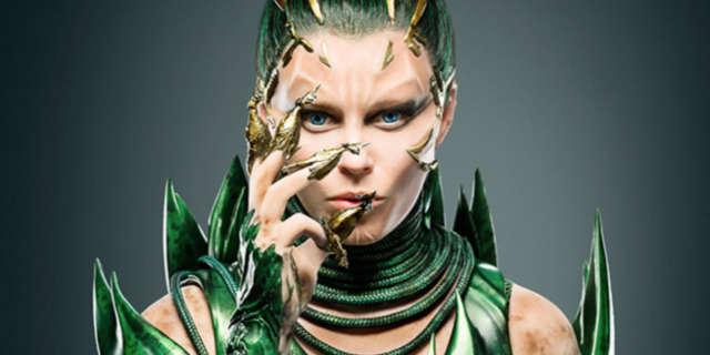 Power Rangers Movie (2017) Rita Repulsa Cosplay