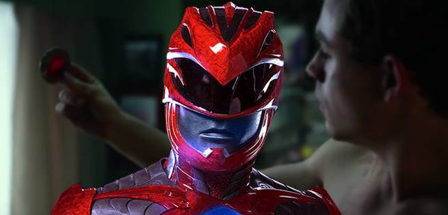 New Power Rangers International Trailer Released