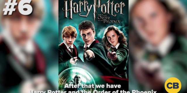 Ranking the Harry Potter Films screen capture