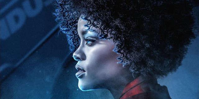 Rihanna as Riri Williams Ironheart Header
