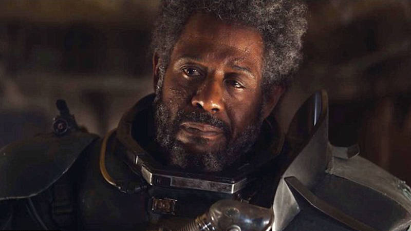 Rogue One Star Wars Saw Gerrera Death Scene