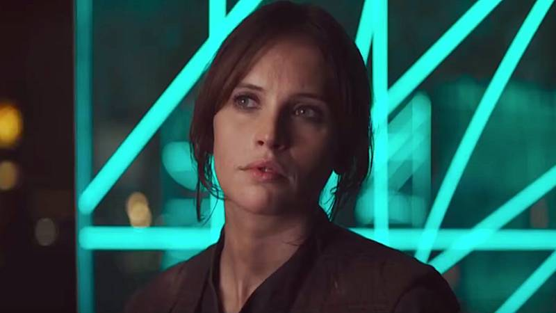 Rogue One Star Wars Story Deleted Scenes - I Rebel