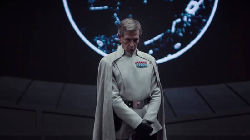 Rogue One Star Wars Story Deleted Scenes - Krennic Intro Scene