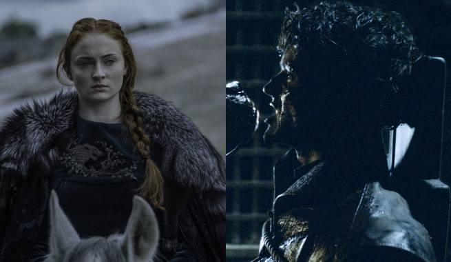 Game Of Thrones: Sophie Turner On Sansa's First Kill