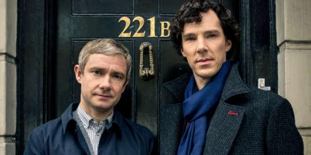 Sherlock BBC Show Ending Mark Gatiss