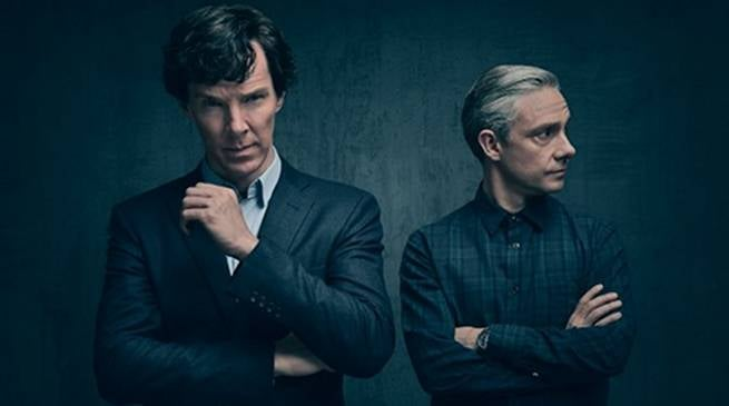 Sherlock season 4 finale to screen in theaters