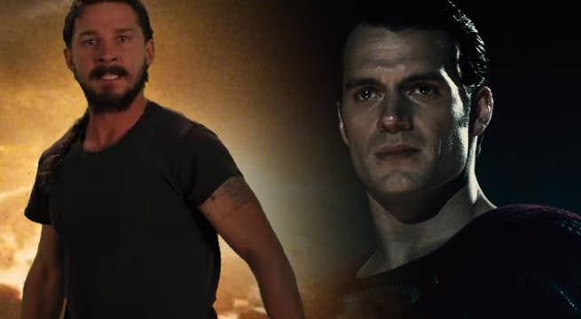 Shia Labeouf Returns To Torment Superman