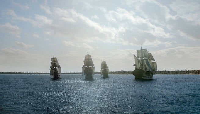 Exclusive Black Sails Video: The Evolution of Flint