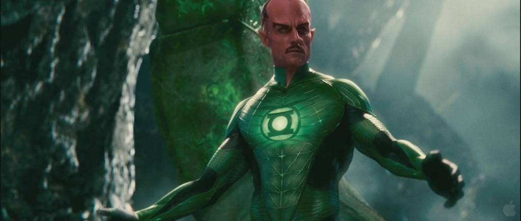 Sinestro Mark Strong