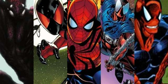 Spider-Man Clones