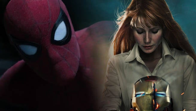 Spider-Man: Homecoming Has An Iron Man 3 Easter Egg Involving Pepper Potts