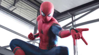 Spider-Man Homecoming POV Photo booth Brazil Comic Con 2016
