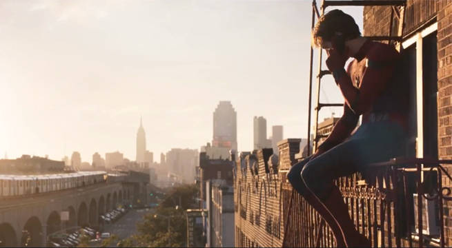 Image result for spiderman homecoming stills