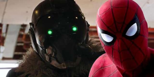 Spider-Man Homecoming Vulture Costume Analysis