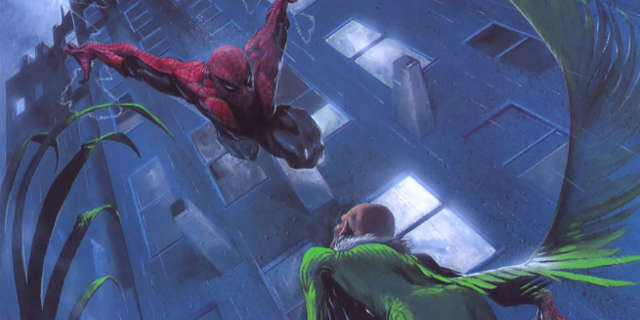 Spider-Man Homecoming Web Wings vs Vulture