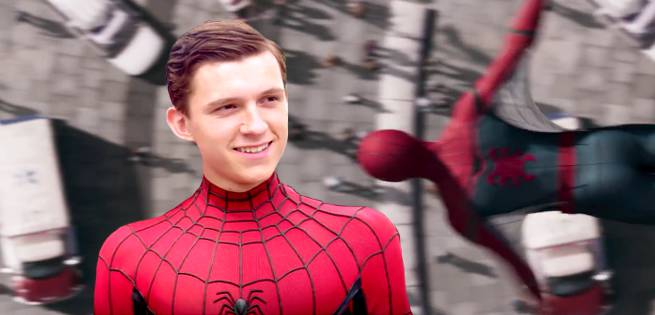Internet Reacts to First Spider-Man: Homecoming Trailer