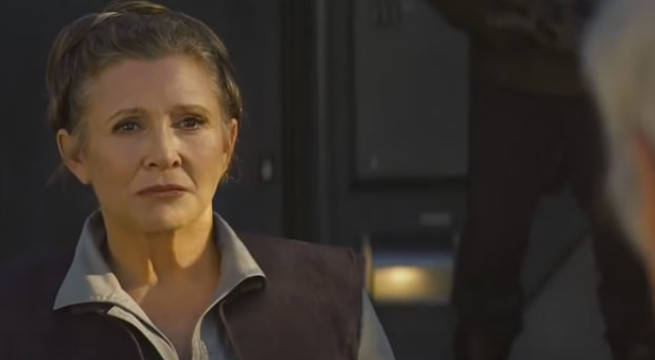 Breaking: Carrie Fisher's Cause of Death Is Ruled as 'Inconclusive'