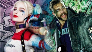 Suicide Squad Boomerang Harley
