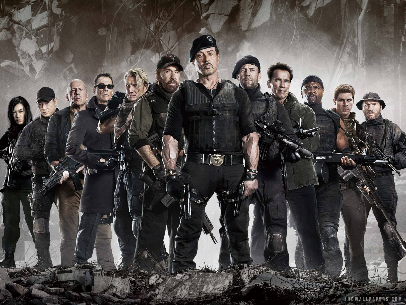 The Expendables 4; Fin...