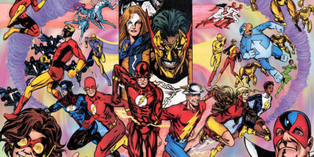 the-flash-family