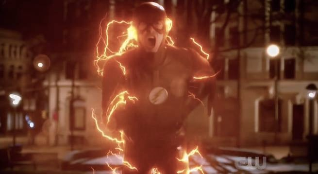 The Flash Gets an Easter Egg Right in the Title As Time Runs Out to Save Iris