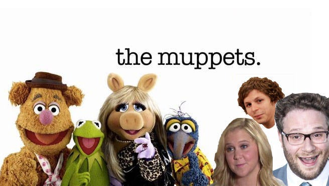 Live Action Muppet Movie Casting