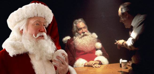 Disney S The Santa Clause Recut As A Psychological Thriller