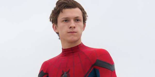 tom holland spider-man homecoming