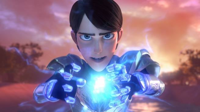Netflix Releases Stranger Things Themed Trollhunters Trailer