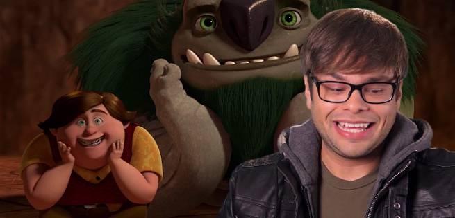 New Trollhunters Featurette With Guillermo Del Toro