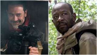 twd morgan negan