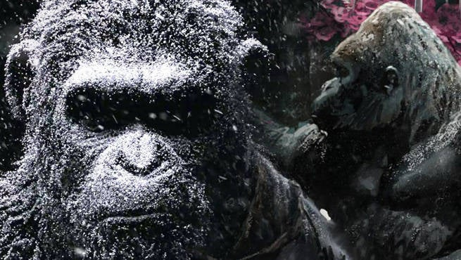 War For The Planet Of The Apes Concept Art Features Returning Original Series Character