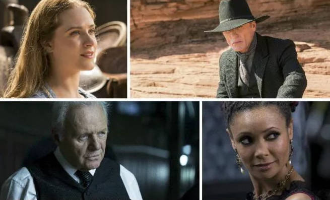 Westworld Cast and Characters Movie Stars