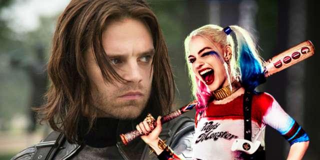 Winter Soldier Harley Quinn