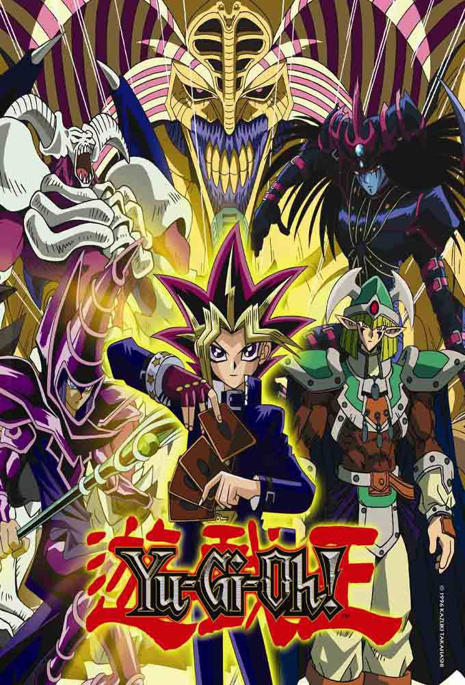 Yu Gi Oh The Movie Is Heading Back To Theaters