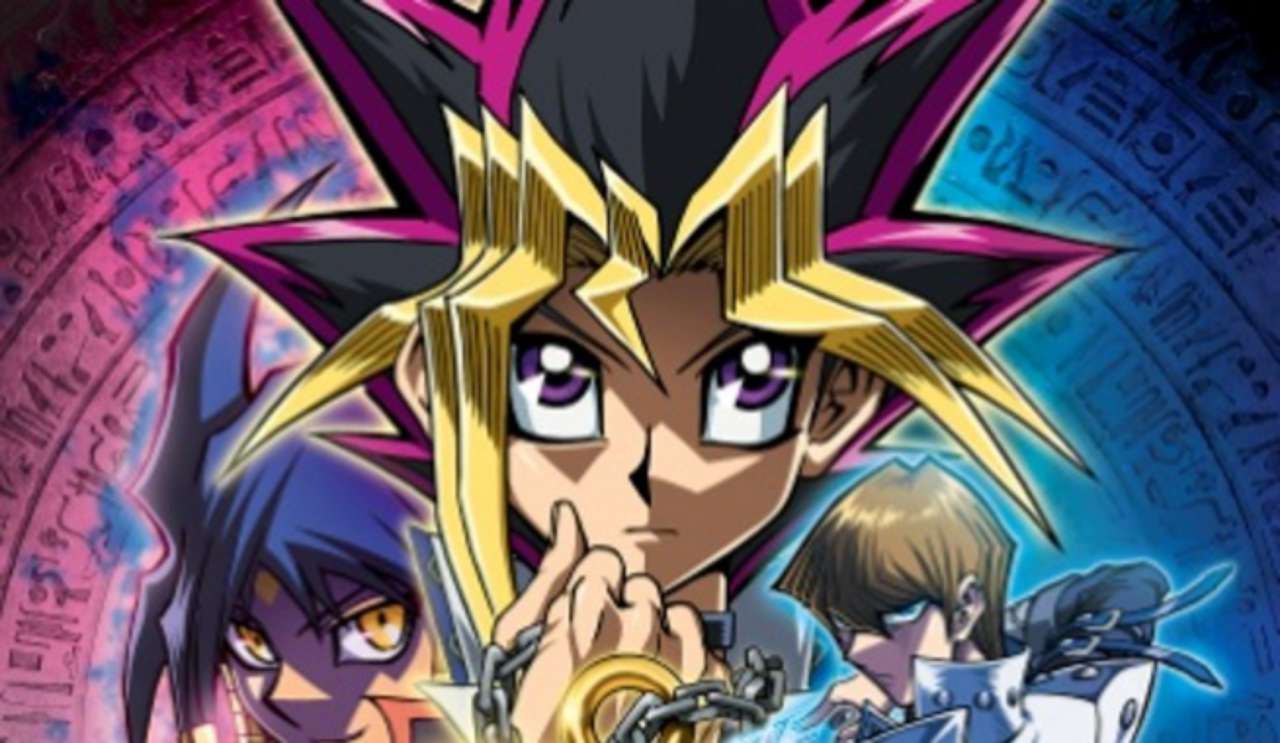 yu gi oh is coming to six flags