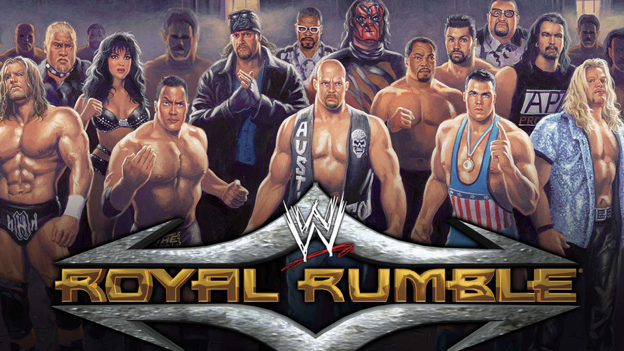 2001 royal rumble