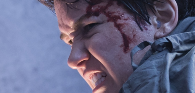 New Alien: Covenant Image of a Bloodied Katherine Waterston