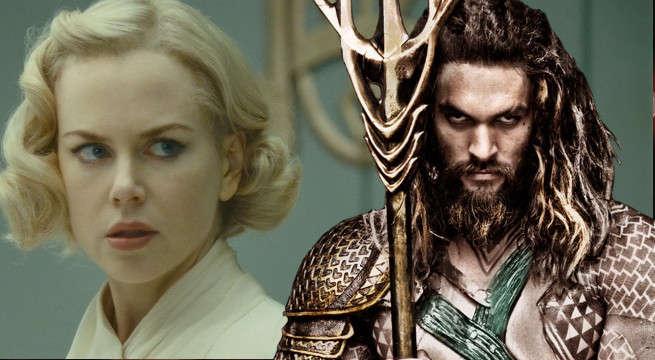 Nicole Kidman In Talks To Join Aquaman
