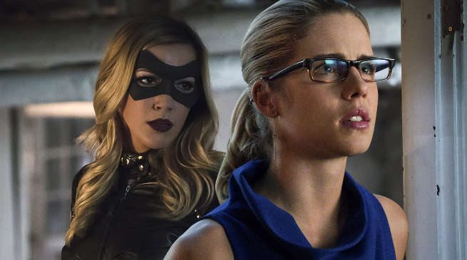 Arrow Season 5 Felicity Black Canary III 3