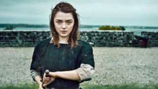 arya stark maisie williams game of thrones season 7 finale