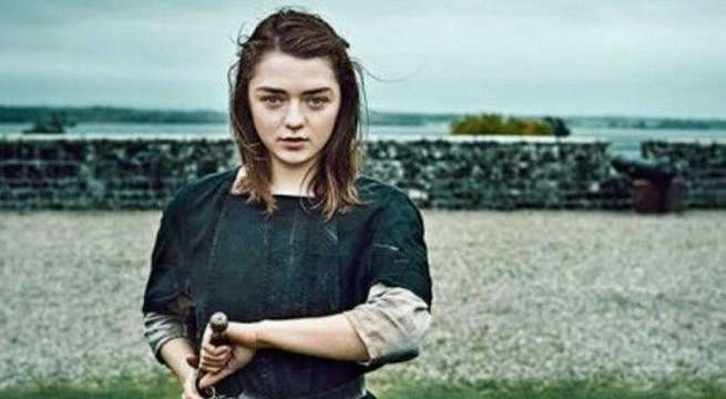 Maisie Williams Claims She Knows How 'Game of Thrones' Ends