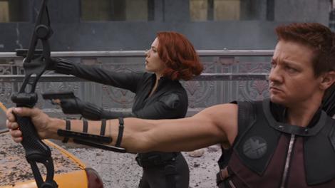Jeremy Renner Would Love To Do A Black Widow/Hawkeye Movie