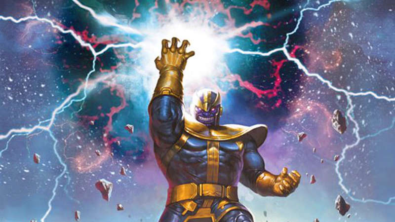 Avengers Infinity War New Worlds