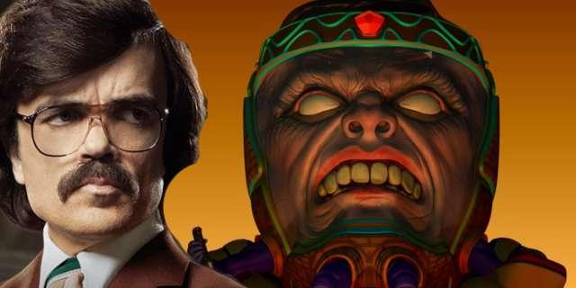 Avengers Infinity War Peter Dinklage MODOK