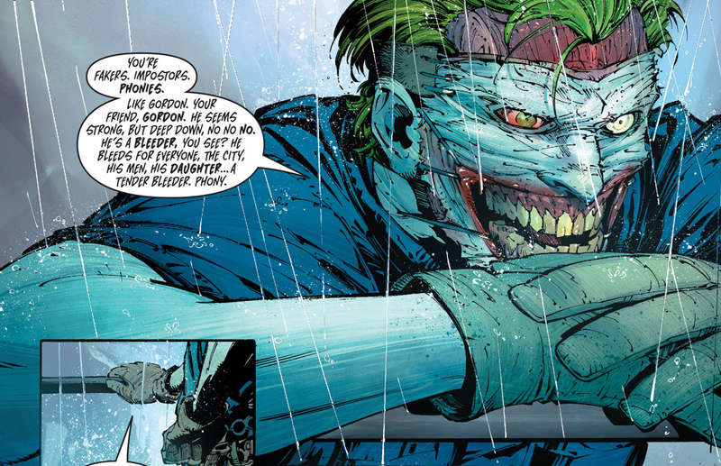 Gotham: 4 Joker Comics Cameron Monaghan Says to Read After Jerome's Latest Appearance