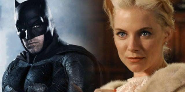 Batman Sienna Miller