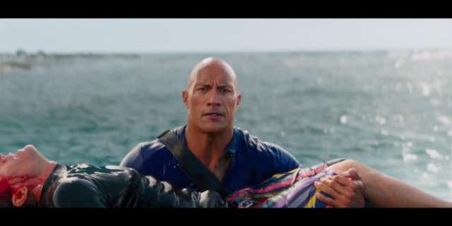 Baywatch - Official International Trailer #1 [HD] screen capture